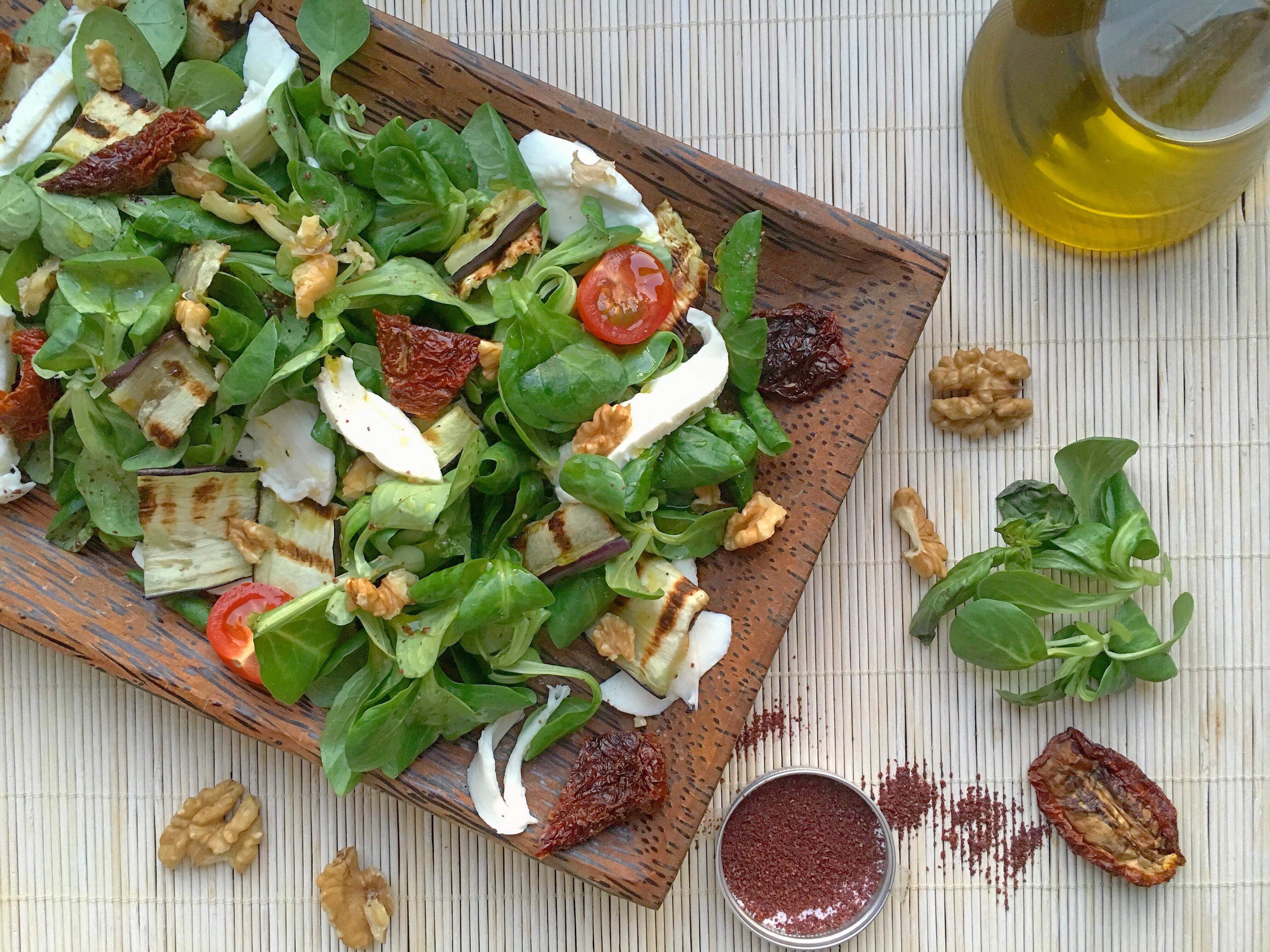 ensalada-tomate-seco-mozzarella