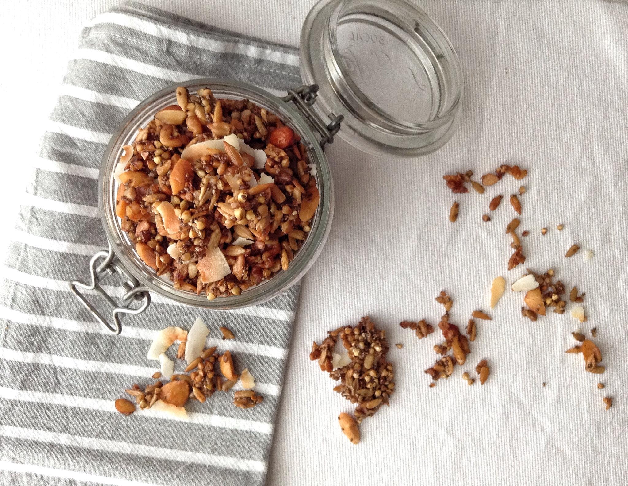 granola-buckwheat